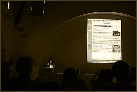ICOM-CC Group meeting, Rome